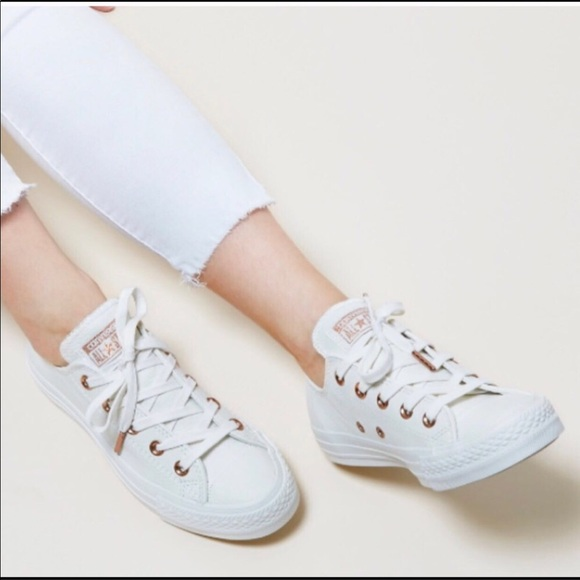 Converse Shoes | Converse White Leather